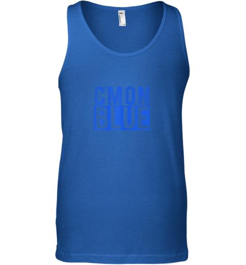 ew71 cmon blue umpire baseball fan graphic lover gift unisex tank 17 front royal