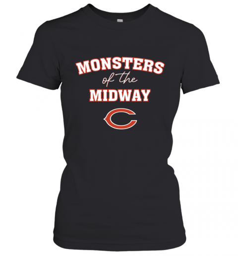 Monsters of The Midway Women's T-Shirt