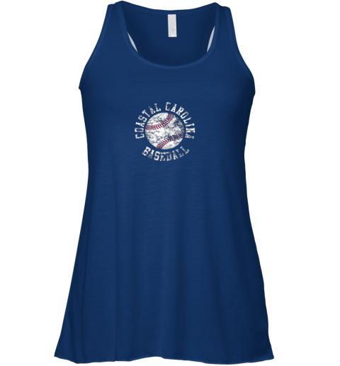 tins vintage coastal carolina baseball shirt flowy tank 32 front true royal