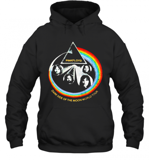 Pink Floyd I'Ll See You On The Dark Side Of The Moon World Tour Hoodie
