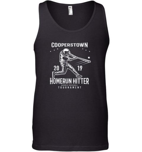 Cooperstown Home Run Hitter Tank Top