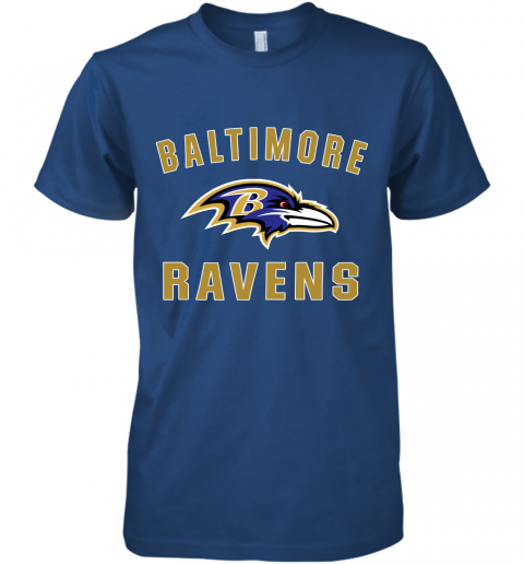 bns3 mens baltimore ravens nfl pro line by fanatics branded gray victory arch t shirt premium guys tee 5 front royal