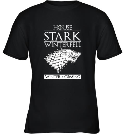 HOUSE STARK Youth T-Shirt