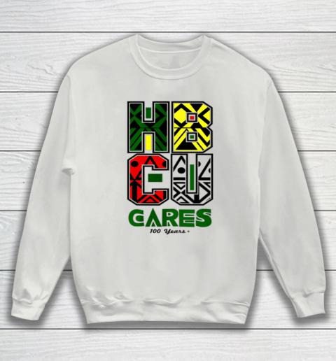 HBCU Cares College University Graduation Gift Black Schools Sweatshirt 3