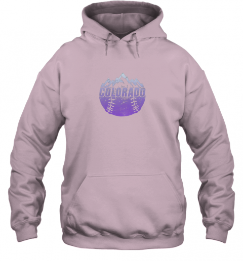 z6m9 colorado baseball rocky mountains hoodie 23 front light pink