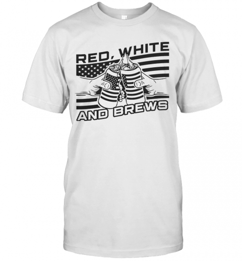 Red White And Brews T-Shirt