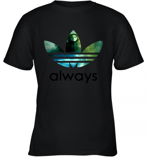 rr4f adidas severus snape always harry potter shirts youth t shirt 26 front black