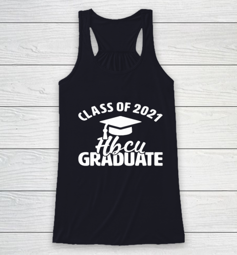 HBCU Alumni Apparel Class Of 2021 HBCU Grad Racerback Tank 7