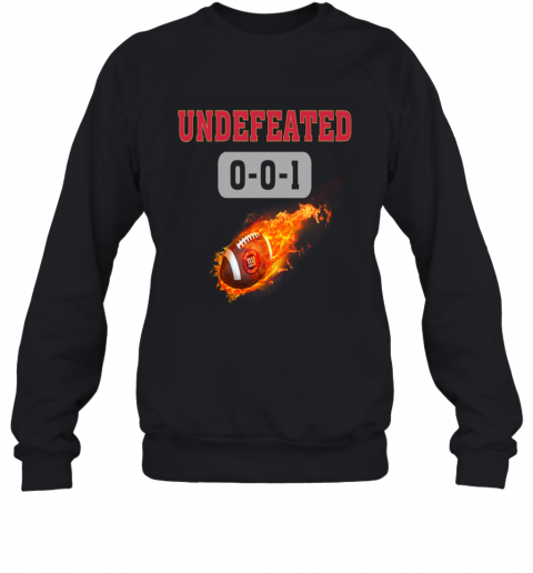 NFL NEW YORK GIANTS LOGO Undefeated Sweatshirt