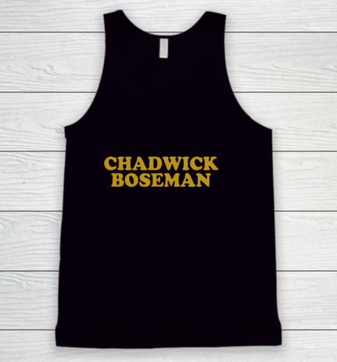 Boseman Forever 1977  2020 Tank Top