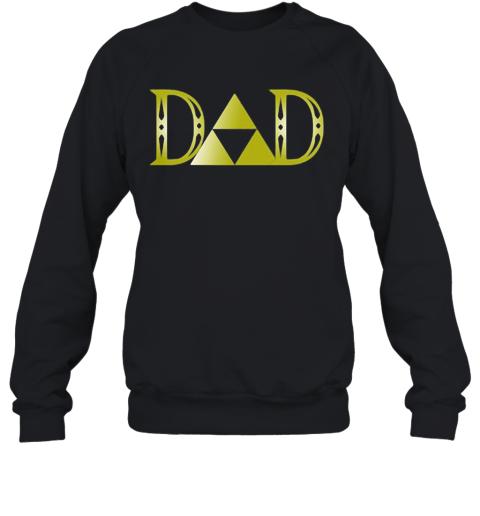 Zelda Dad Happy Father'S Day Sweatshirt