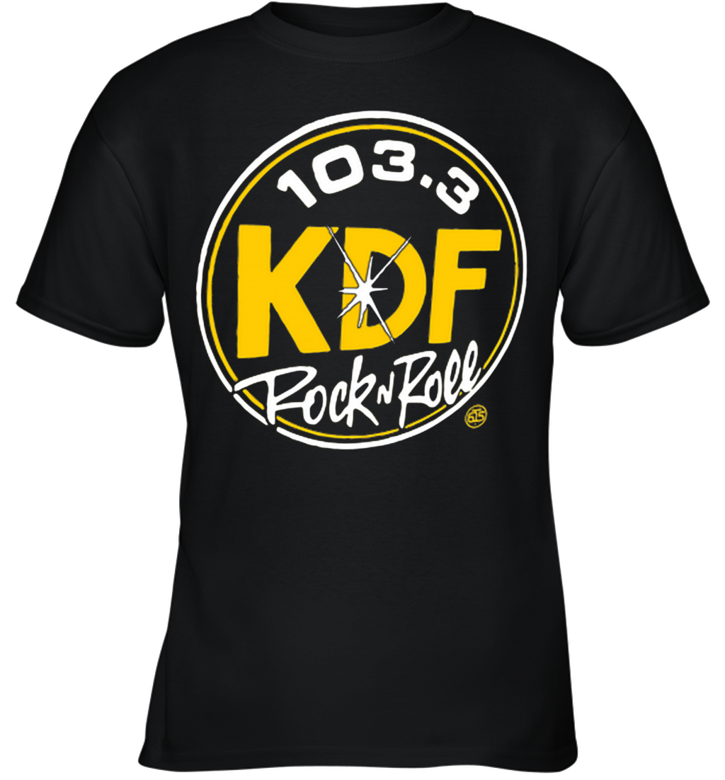 103 3 KDP Rock And Roll Youth T-Shirt