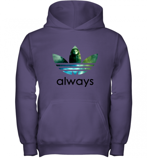 mxu8 adidas severus snape always harry potter shirts youth hoodie 43 front purple