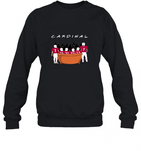 NFL Arizona Cardinals Together F.R.I.E.N.D.S Sweatshirt