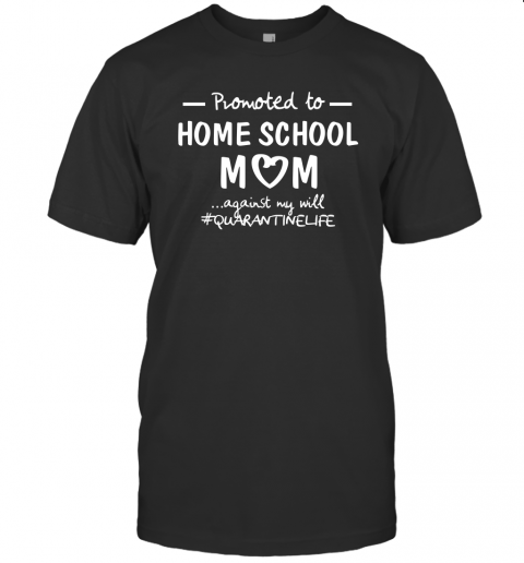 Promoted To Home School Mom Social Distancing