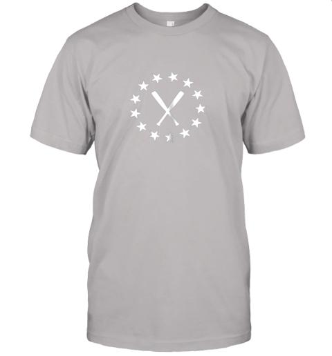 2al1 baseball with bats shirt baseballin player gear gifts jersey t shirt 60 front ash