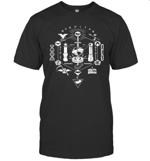 Zack Snyder All The Gods T-Shirt