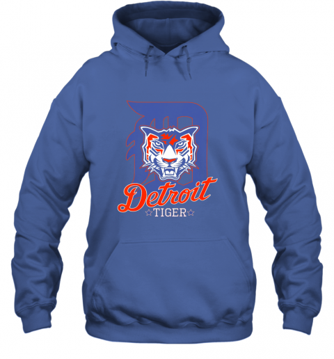 pwkk tiger mascot distressed detroit baseball t shirt new hoodie 23 front royal