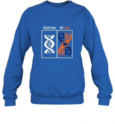 j4zg my dna is the chicago bears football nfl sweatshirt 35 front royal