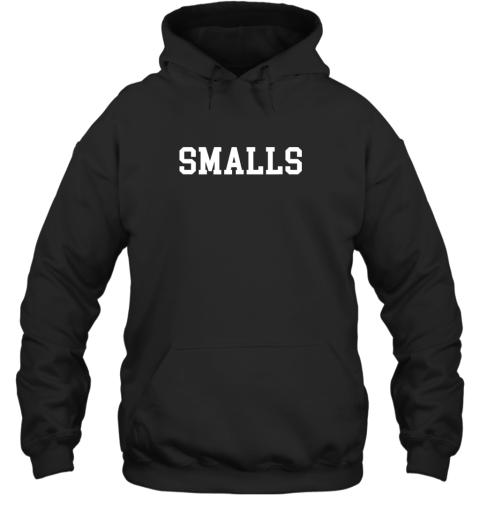 Smalls Shirt Funny Baseball Gift Hoodie