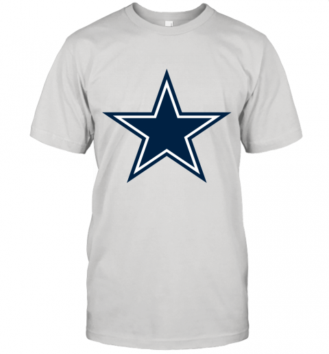 Dallas Cowboys NFL Pro Line by Fanatics Branded Gray Victory Unisex Jersey Tee