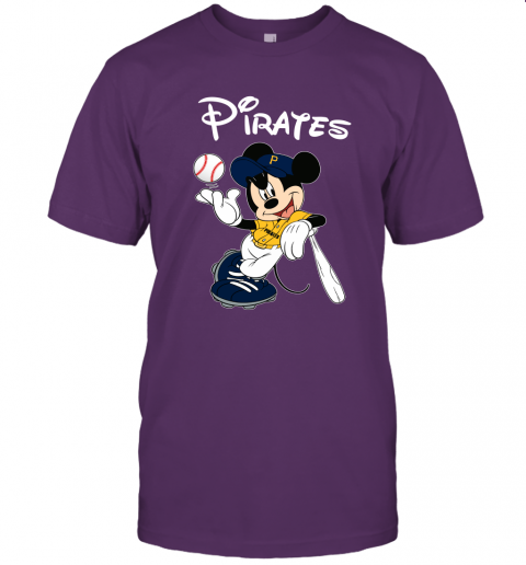 s0ws baseball mickey team pittsburgh pirates jersey t shirt 60 front team purple