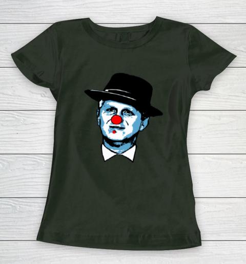 Michael Rapaport Clown Women's T-Shirt 4
