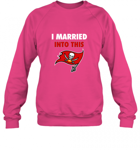 m1lc i married into this tampa bay buccaneers football nfl sweatshirt 35 front heliconia