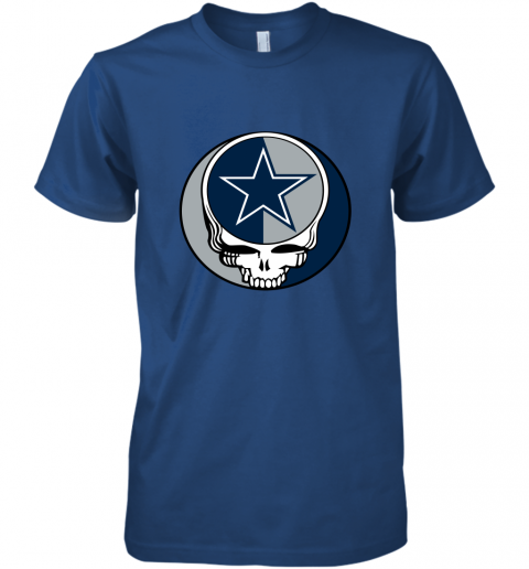 NFL Team Dallas Cowboys x Grateful Dead Premium Men's T-Shirt