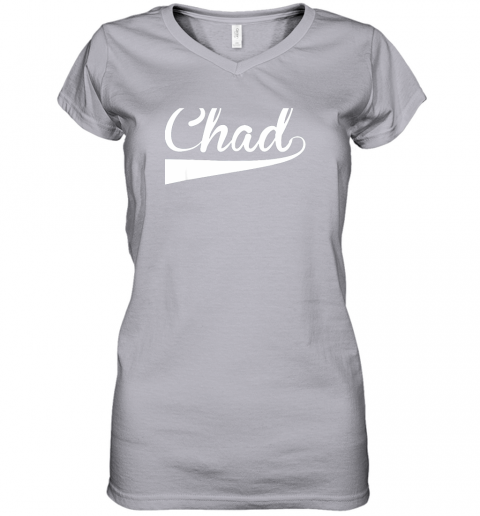7jwp chad country name baseball softball styled women v neck t shirt 39 front sport grey