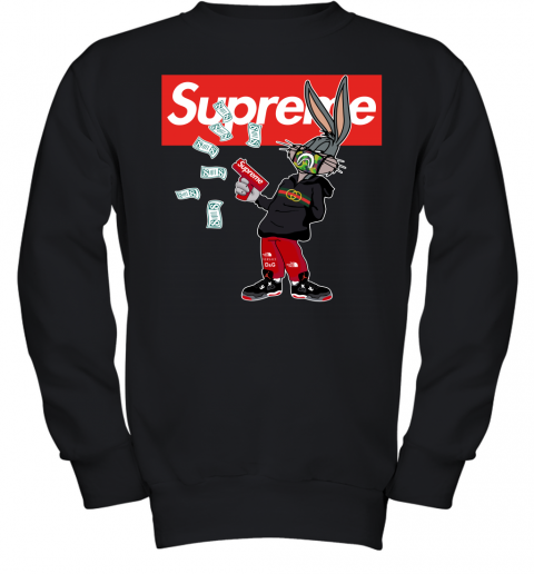 Bug Bunny Supreme Youth Sweatshirt