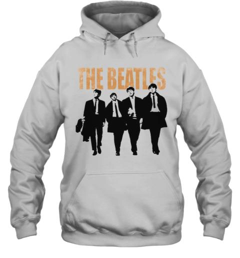 The Beatles Band Members Art Hoodie