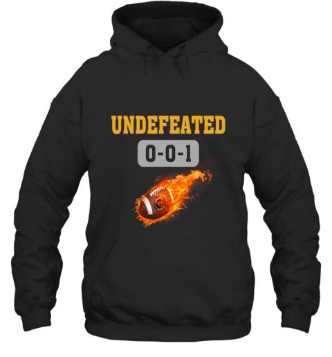 NFL JACKSONVILLE JAGUARS Logo Undefeated Hoodie