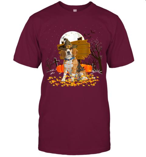 My Beagle Pumpkins Halloween Dog Gift T-Shirt