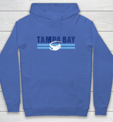 Cool Tampa Bay Local Sting ray TB Standard Tampa Bay Fan Pro Hoodie 6