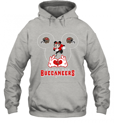 mg4g i love the buccaneers mickey mouse tampa bay buccaneers s hoodie 23 front ash