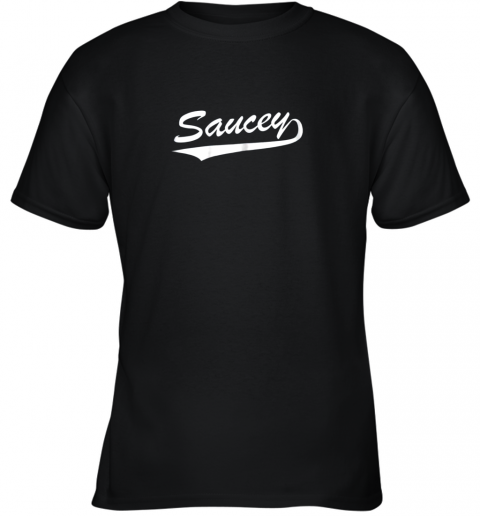 SAUCEY SWAG BASEBALL Youth T-Shirt