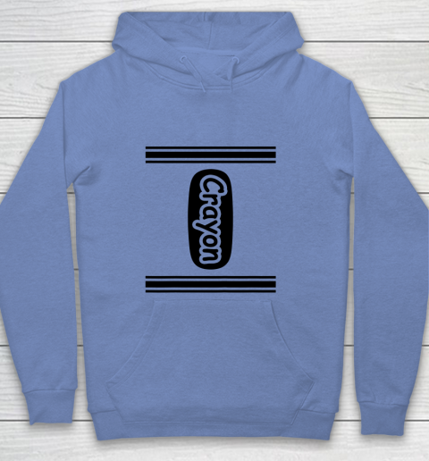 Crayon Youth Hoodie 7