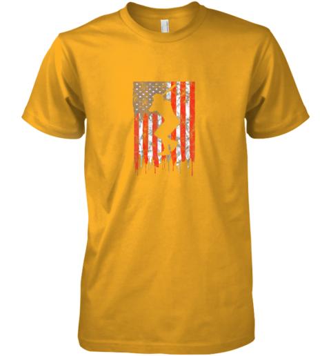 xch3 vintage patriotic american flag baseball shirt usa premium guys tee 5 front gold