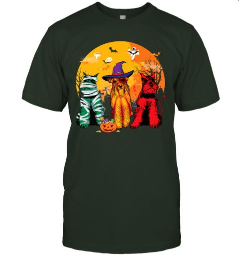 Funny Schnauzer Halloween Costume Shirt Dog lover Gift Premium T-Shirt
