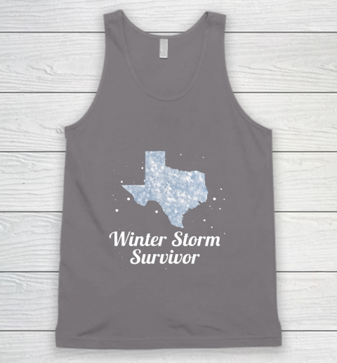 I Survived Winter Storm Texas 202 Tank Top 6