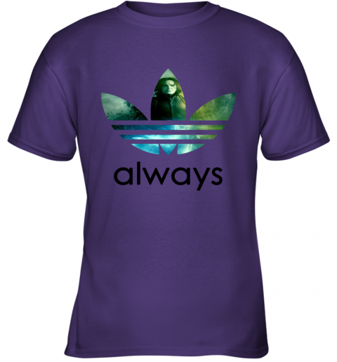 rr4f adidas severus snape always harry potter shirts youth t shirt 26 front purple