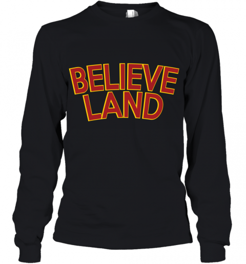 BELIEVELAND Youth Long Sleeve