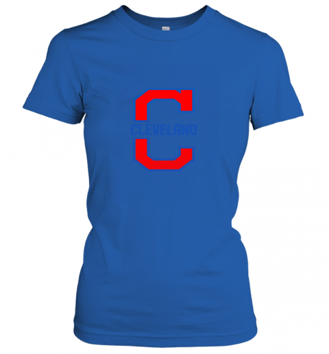 wexi cleveland hometown indian tribe vintage for baseball fans ladies t shirt 20 front royal