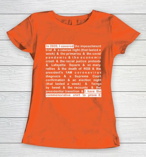 Jim Acosta Women's T-Shirt 3