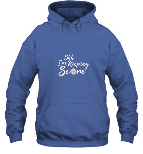 dnyv scorekeeper baseball team scorebook keeper hoodie 23 front royal