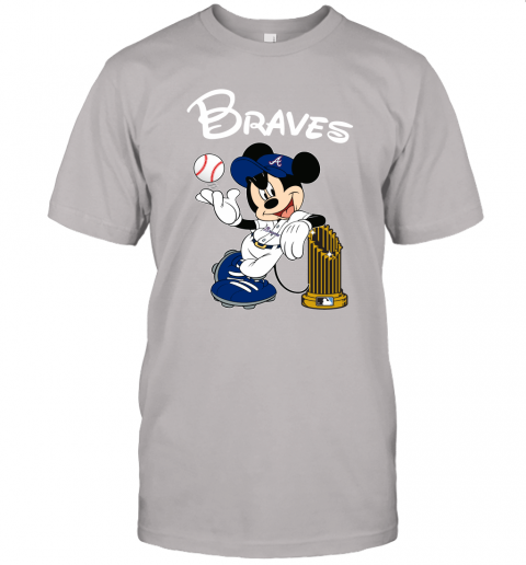 hnw2 atlanta braves mickey taking the trophy mlb 2019 jersey t shirt 60 front ash