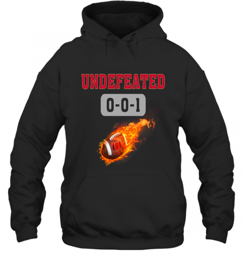 NFL ARIZONA CARDINALS Logo Undefeated Hoodie