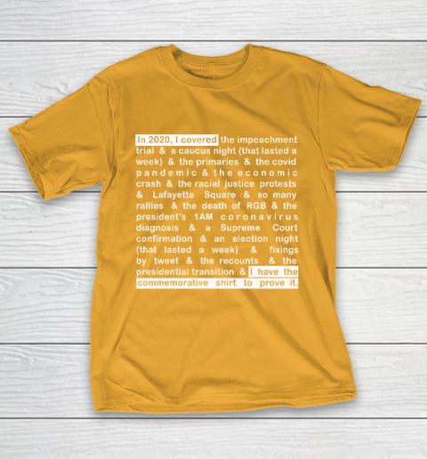Jim Acosta T-Shirt 2