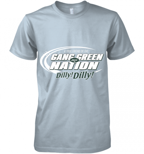 uiay a true friend of the gang green nation premium guys tee 5 front light blue